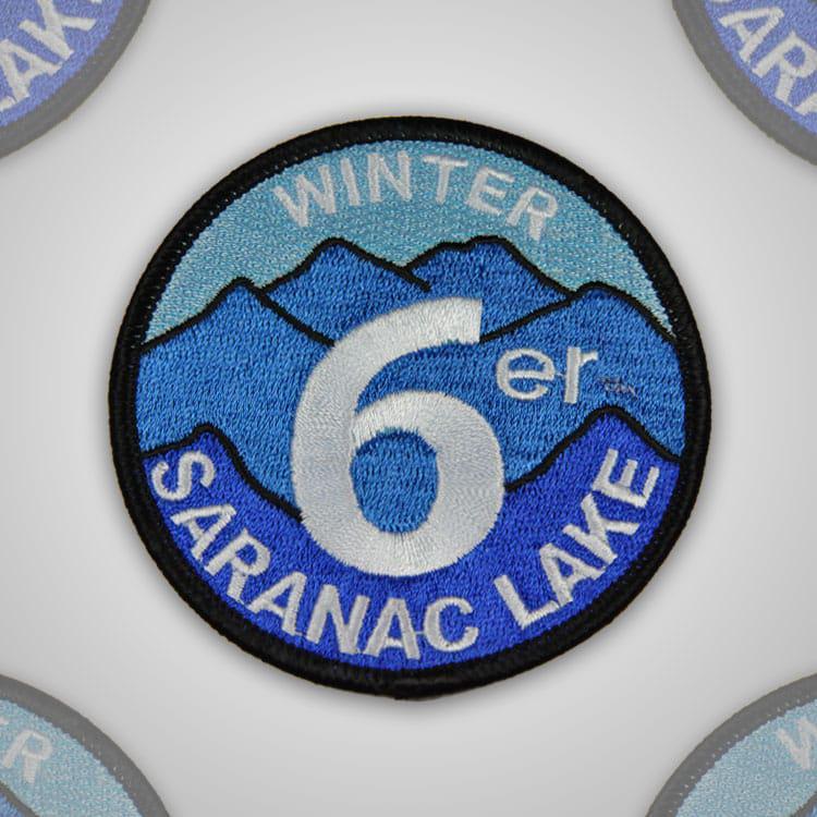 Winter 6Er Saranac Lake