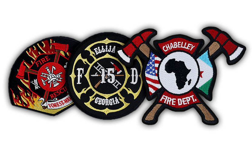 Looking For Fire Department Patches Your Station Youve Come To The Right Place Patches4Less Has Everything You Need Design Can Be