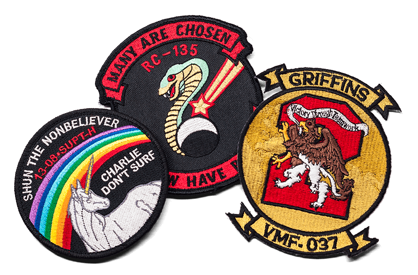 Custom Morale Patches - Custom Embroidered Patches  4375fd0cad1