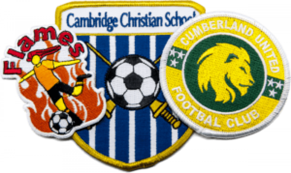Custom Soccer Patches - Display Your Team Proudly